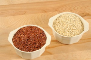 tasty tuesday – creamy quinoa primavera