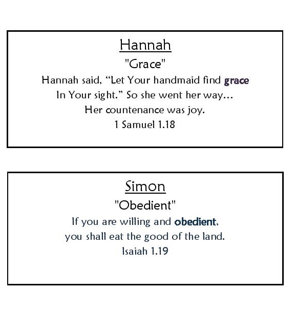 hannah name meaning