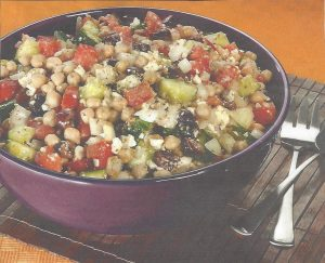 tasty tuesday – chopped greek salad