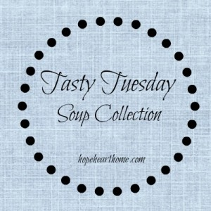 tasty tuesday: soup printables!