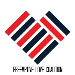 Preemptive Love Coalition Button