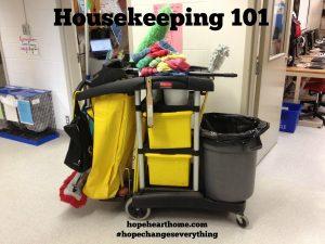 housekeeping 101