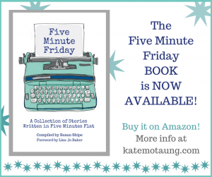 book review: five minute friday