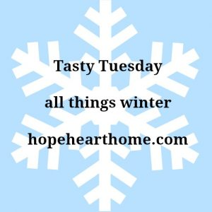 Tasty Tuesday – All Things Winter with Logan L Wolfram